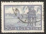 Stamps : America : Argentina :  Puerto de Buenos Aires