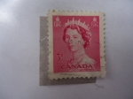 Stamps Canada -  Queen Elizabeth II (Scoot/Ca:339)