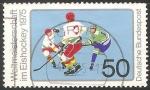 Sellos del Mundo : Europa : Alemania : Hockey Copa del Mundo 1975