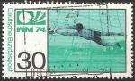 Stamps Germany -  WM74