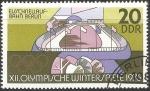 Sellos de Europa - Alemania -  Juegos Olímpicos de Invierno 1976