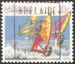 Sellos de Oceania - Australia -  Windsurf