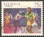 Sellos del Mundo : Oceania : Australia : Netball-