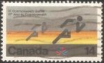 Sellos del Mundo : America : Canadá : 1978 Juegos de la Commonwealth
