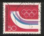 Stamps : Europe : Germany :  Juegos Olímpicos de Montreal 1976