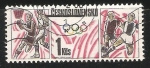 Sellos de Europa - Checoslovaquia -    Olympic Games 1988- Juegos Olímpicos de Seúl 1988