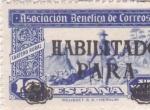 Stamps Spain -  Asociación Benéfica de correos (sin Valor Postal) (22)