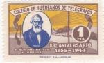 Sellos de Europa - España -  colegio de huerfanos de telegrafos (sin valor postal) (22)