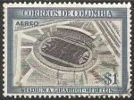 Sellos del Mundo : America : Colombia : Stadium A.Girardot-Medellin
