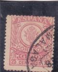 Sellos de Europa - España -  sello para giro (22)