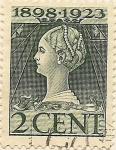 Stamps Europe - Netherlands -  1898-1923