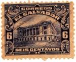 Sellos de America - El Salvador -  CORREOS EL SALVADOR