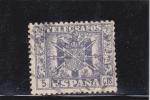 Sellos de Europa - España -  SELLO DE TELEGRAFOS (22)