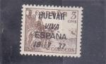 Sellos de Europa - España -  el Cid- HUEVAR viva España (22)