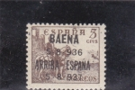 Sellos de Europa - España -  el Cid-Baena arriba España (22)