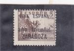 Stamps Spain -  el Cid- año triunfal Zaragoza  (22)