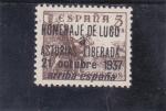 Sellos de Europa - España -  el Cid-homenaje de Lugo a Asturias liberada  (22)