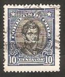 Stamps Chile -  O'Higgins