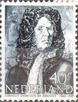 Sellos de Europa - Holanda -  Intercambio 0,20 usd 40 cent. 1943