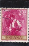 Stamps : Europe : Spain :  tipo calabrés (Fortuny) (22)