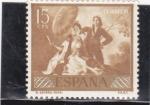 Sellos de Europa - España -  el quitasol-Goya (22)