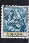 Stamps : Europe : Spain :  la audacia-Sert (22)