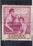 Sellos del Mundo : Europa : España :  (Romero de Torres) (22)