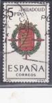Sellos de Europa - España -  escudo de Valladolid (22)