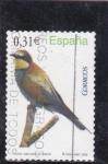 Stamps Spain -  fauna- abejaruco  (22)