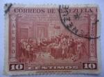 Stamps Venezuela -  Bicentenario del Nacimiento del Generalisímo Francisco de Miranda, Precursor de la Independencia Amé
