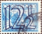 Stamps Netherlands -  Intercambio 0,20 usd 12,5 s. 3 cent. 1940