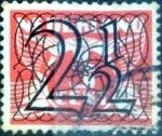sello : Europa : Holanda : Intercambio 0,20 usd 2,5 s. 3 cent. 1940