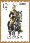 Stamps Europe - Spain -  UNIFORMES - Capitan General 1925
