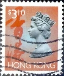 Sellos del Mundo : Asia : Hong_Kong : Intercambio 0,65 usd 3,10 dólares 1996
