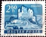 Sellos del Mundo : Europa : Hungría : Intercambio 0,20 usd  2,60 ft. 1961