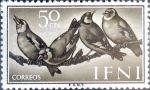 Sellos de Europa - España -  Intercambio jxi 0,20 usd 50 cent. 1960