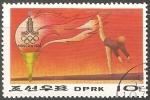 Sellos de Asia - Corea del norte -  Juegos olimpicos moscoW 1980