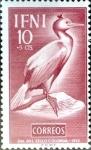 Sellos de Europa - España -  Intercambio jxi 0,25  usd 10+5 cent. 1952