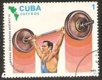 Sellos de America - Cuba -  Juegos Panamericanos de 1983