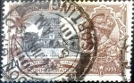 Stamps : Asia : India :  Intercambio crf 0,55 usd 1 Anna 1935