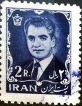 Sellos del Mundo : Asia : Irán : Intercambio 0,20 usd 2 rial 1962