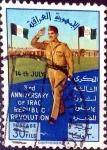 Stamps : Asia : Iraq :  Intercambio crxf 0,55 usd 30 f. 1951