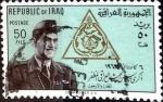 Stamps : Asia : Iraq :  Intercambio crxf 0,50 usd 50 f. 1962