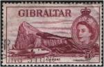 Sellos de Europa - Gibraltar -  Aeropuerto