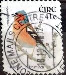 Sellos del Mundo : Europa : Irlanda : Intercambio 1,10 usd  41 cent. 2002