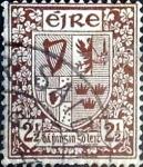 Stamps Ireland -  Intercambio 0,75 usd 2,5 p. 1941