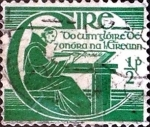 Sellos del Mundo : Europa : Irlanda : Intercambio 0,25 usd 1/2 p. 1944