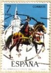 Stamps Europe - Spain -  UNIFORMES - Herreruelo o Pistolete 1560