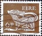 Sellos de Europa - Irlanda -  Intercambio 0,25 usd 6 p. 1968