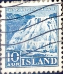 Stamps : Europe : Iceland :  Intercambio crxf2 0,20 usd 10 a. 1935